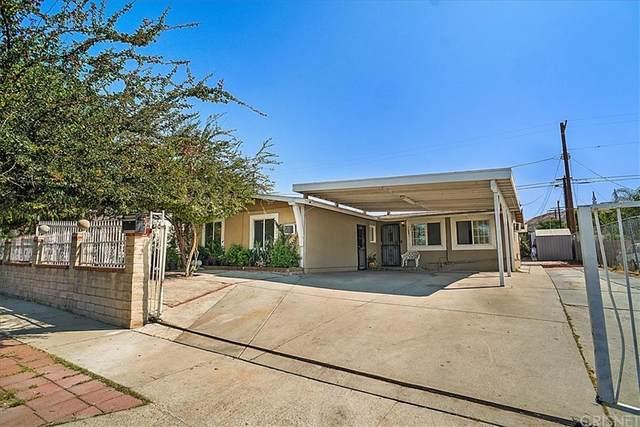 11966 Sproule Avenue, San Fernando, CA 91340 (#SR21164507) :: Wendy Rich-Soto and Associates