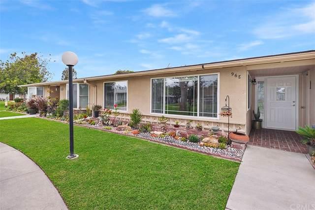 1441 M5 96E Homewood Road, Seal Beach, CA 90740 (#PW21151430) :: Mainstreet Realtors®