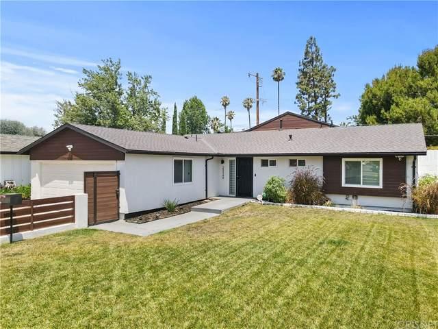 23349 Friar Street, Woodland Hills, CA 91367 (#SR21164670) :: Robyn Icenhower & Associates