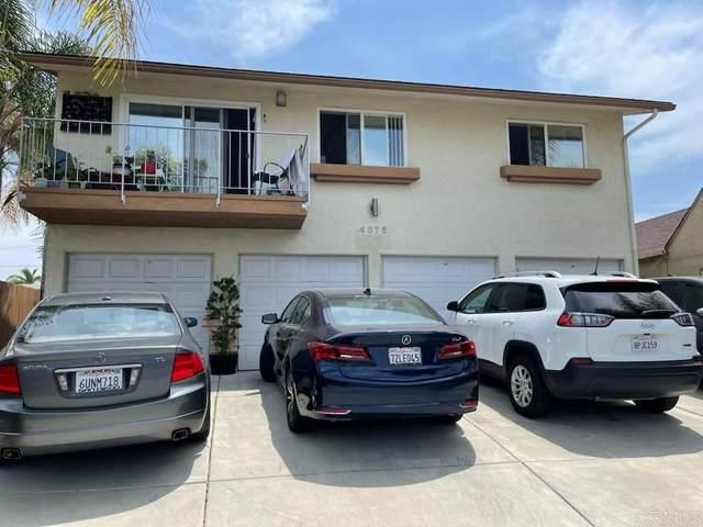 4375 Felton #5, San Diego, CA 92104 (#NDP2108739) :: Latrice Deluna Homes