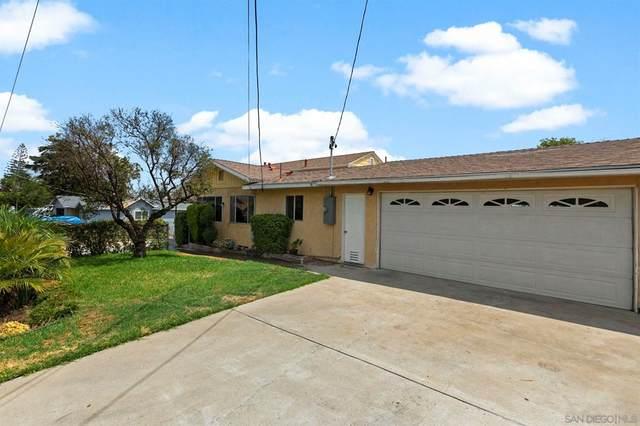 8657 Almond Rd, Lakeside, CA 92040 (#210021179) :: Powerhouse Real Estate