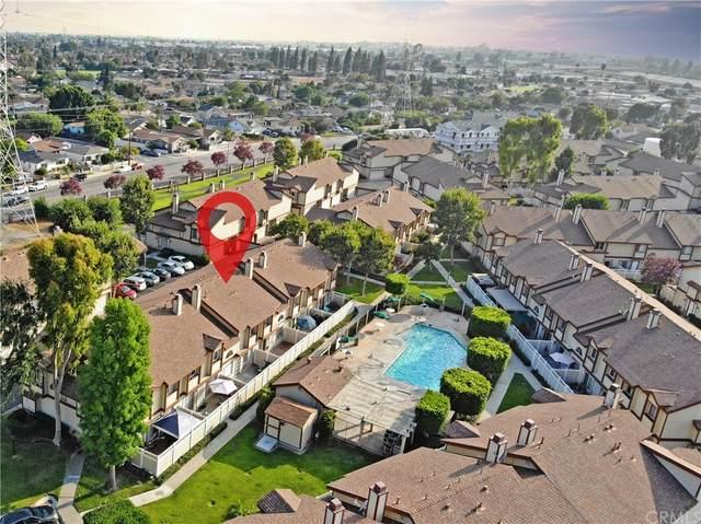 8939 Gallatin Road #91, Pico Rivera, CA 90660 (#DW21163449) :: Mark Nazzal Real Estate Group