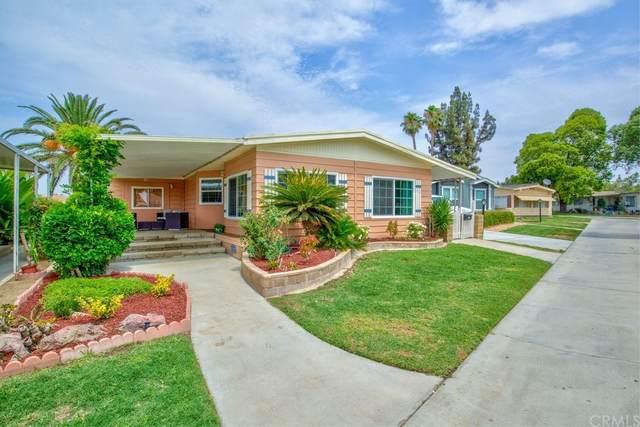 5800 Hamner Avenue #577, Eastvale, CA 91752 (#IG21164671) :: The Alvarado Brothers
