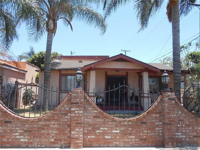 8180 Madison Avenue, South Gate, CA 90280 (#IV21164259) :: Frank Kenny Real Estate Team