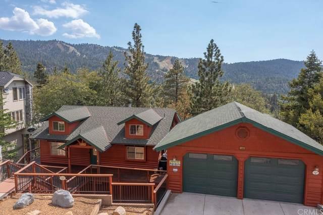 43669 Wolf Road, Big Bear, CA 92315 (#PW21164801) :: Powerhouse Real Estate