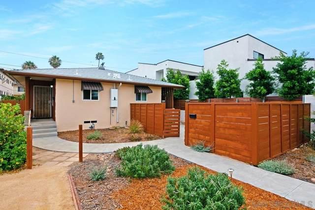 3751 53 Louisiana St, San Diego, CA 92104 (#210021182) :: Latrice Deluna Homes