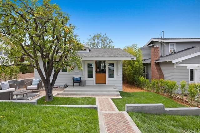 489 Jasmine Street, Laguna Beach, CA 92651 (#LG21161819) :: Zen Ziejewski and Team
