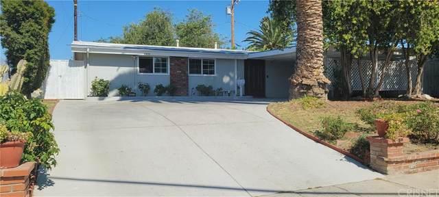 6420 Vanalden Avenue, Reseda, CA 91335 (#SR21164592) :: Zutila, Inc.