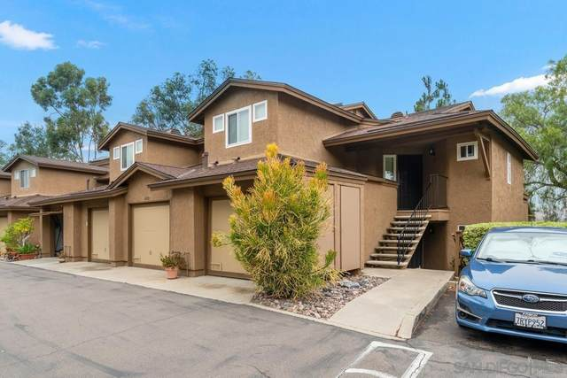 7430 Fortuna Vista Ct #9, Santee, CA 92071 (#210021188) :: Jett Real Estate Group