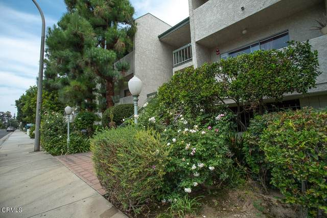 330 N Chapel Avenue #107, Alhambra, CA 91801 (#P1-5918) :: Realty ONE Group Empire