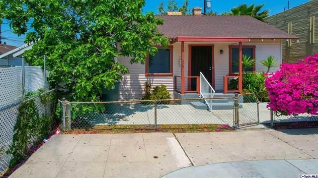 475 Burchett Street, Glendale, CA 91203 (#320006220) :: Latrice Deluna Homes