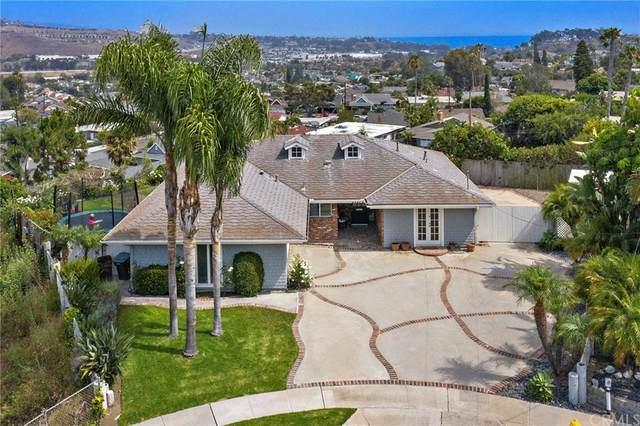 25272 Sea Rose Court, Dana Point, CA 92629 (#OC21164420) :: eXp Realty of California Inc.