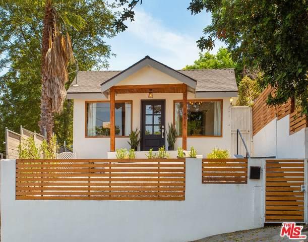 1412 Waterloo Street, Los Angeles (City), CA 90026 (#21765338) :: Robyn Icenhower & Associates