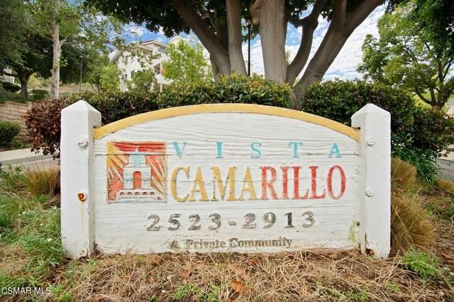 2623 Antonio Drive #302, Camarillo, CA 93010 (#221004113) :: RE/MAX Empire Properties