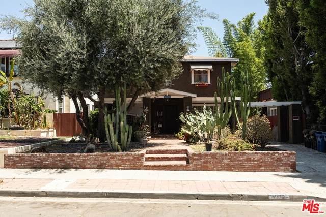 1952 N Van Ness Avenue, Los Angeles (City), CA 90068 (#21765554) :: Cochren Realty Team   KW the Lakes