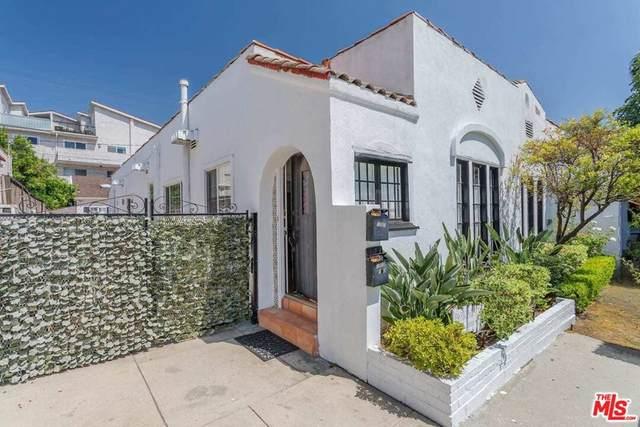 1018 Havenhurst Drive, West Hollywood, CA 90046 (#21765938) :: Compass