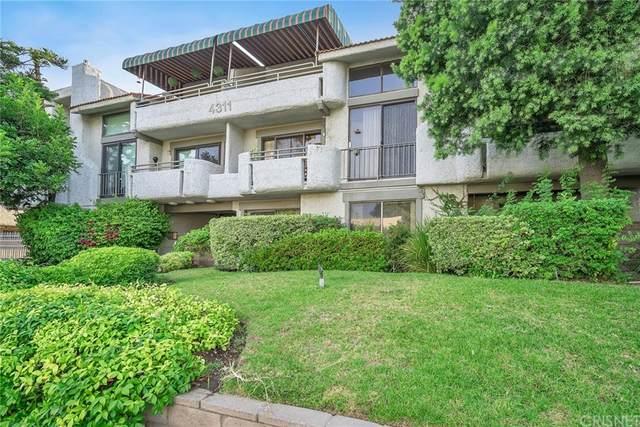 4311 Colfax Avenue #216, Studio City, CA 91604 (#SR21163979) :: Jett Real Estate Group