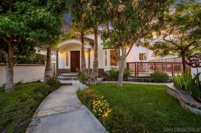 2536 Erie Street, San Diego, CA 92110 (#210021204) :: Robyn Icenhower & Associates