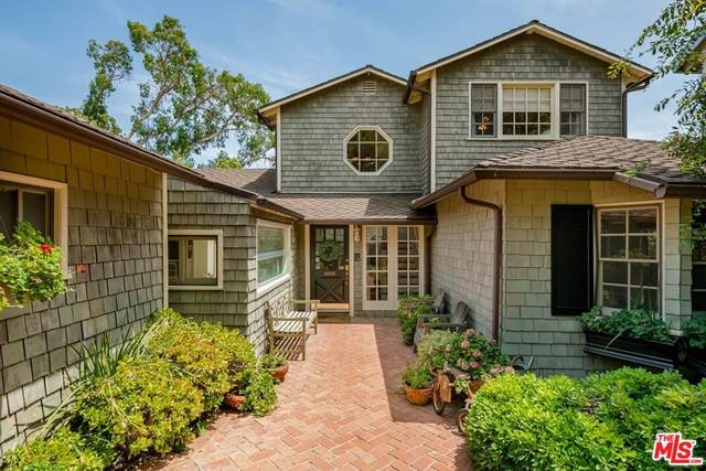 11624 Terryhill Place, Los Angeles (City), CA 90049 (#21765438) :: Legacy 15 Real Estate Brokers