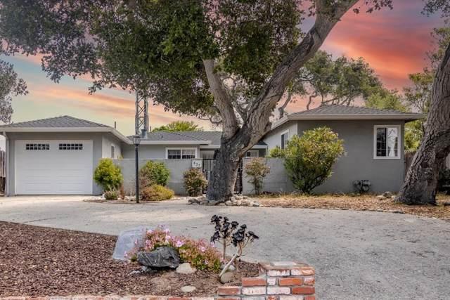 837 Portola Drive, Monterey, CA 93940 (#ML81855622) :: Steele Canyon Realty