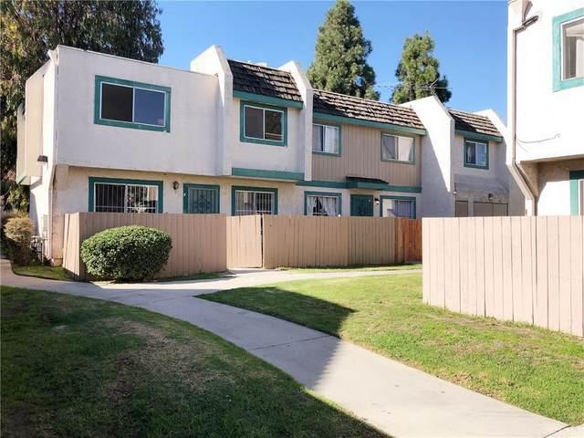 159 S Wilmington Avenue K, Compton, CA 90220 (#WS21164988) :: Realty ONE Group Empire