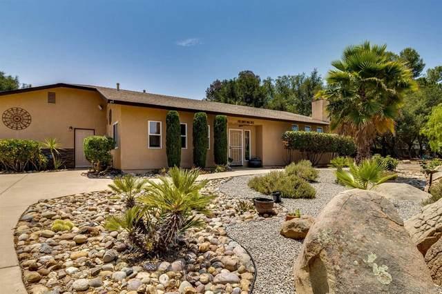 19139 Split Rock Rd, Ramona, CA 92065 (#210021209) :: Eight Luxe Homes
