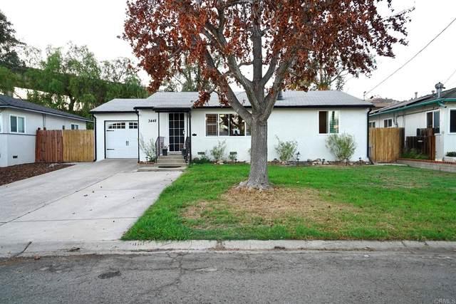 3448 Trophy Drive, La Mesa, CA 91941 (#PTP2105268) :: Eight Luxe Homes