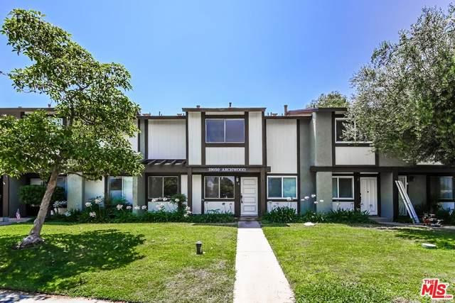 19050 Archwood Street #6, Reseda, CA 91335 (#21765992) :: Eight Luxe Homes