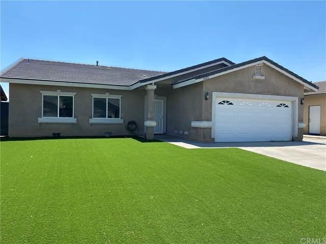 1402 Monte Vista, Rosamond, CA 93560 (#EV21165073) :: Mark Nazzal Real Estate Group