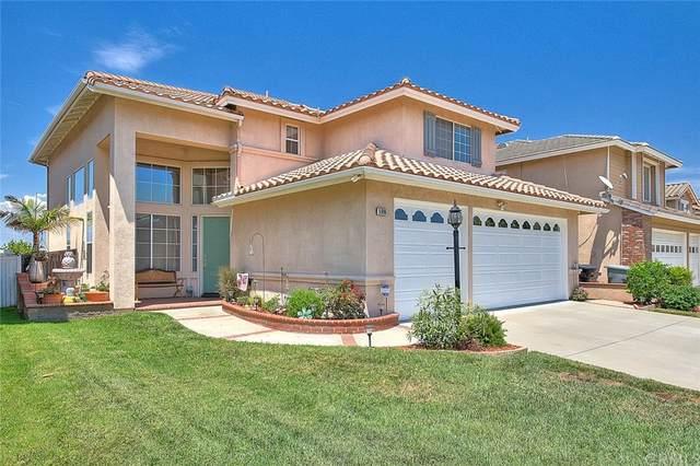 5996 Park Crest Drive, Chino Hills, CA 91709 (#CV21163264) :: The Alvarado Brothers