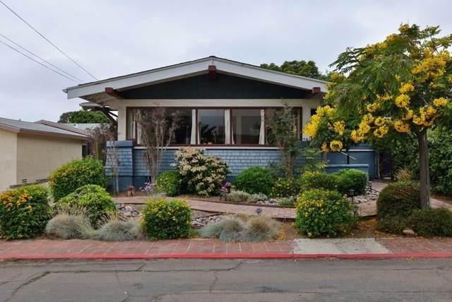 3720 Hawk St, San Diego, CA 92103 (#210021215) :: Doherty Real Estate Group