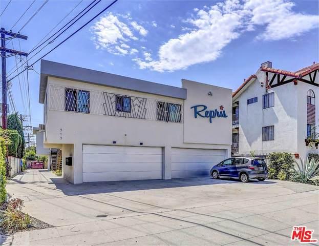 515 Chester Street, Glendale, CA 91203 (#21765842) :: Jett Real Estate Group