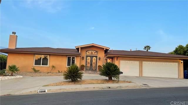 3866 Westfall Drive, Encino, CA 91436 (#SR21165107) :: Mark Nazzal Real Estate Group