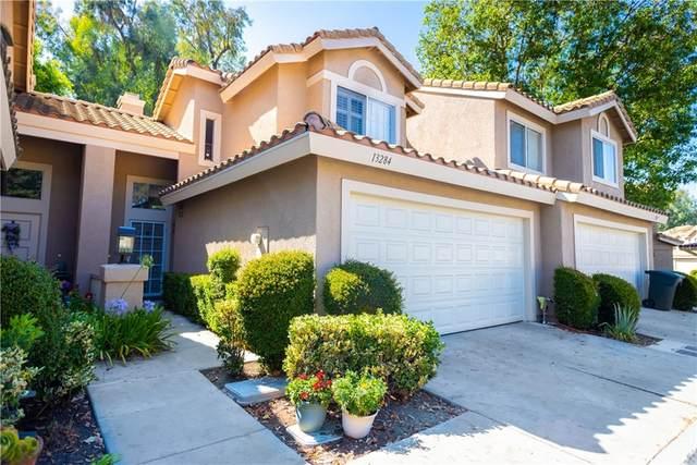 13284 Sunnyslope Drive, Chino Hills, CA 91709 (#TR21164575) :: The Alvarado Brothers