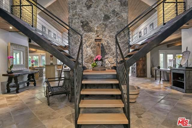 928 Aleeda Lane, Montecito, CA 93108 (#21754950) :: Robyn Icenhower & Associates