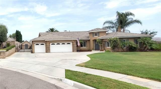3300 Via Giovanni Circle, Corona, CA 92881 (#IG21162763) :: Robyn Icenhower & Associates