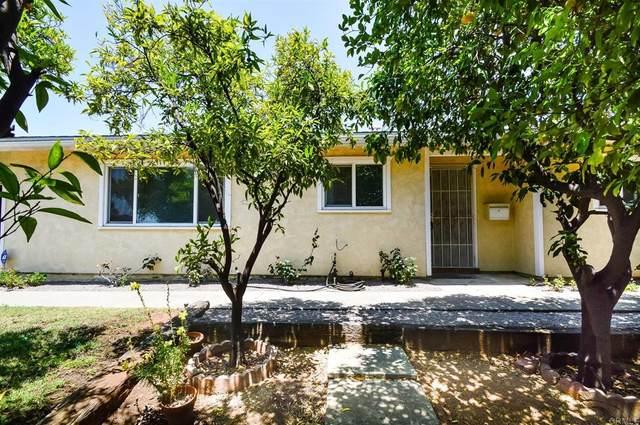 4325 Corte Sano, La Mesa, CA 91941 (#PTP2105271) :: Eight Luxe Homes