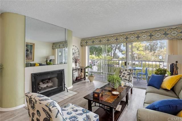 1424 Brett Place #149, San Pedro, CA 90732 (#SB21160090) :: Compass