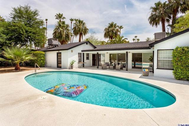 1477 S Calle Rolph, Palm Springs, CA 92264 (#320007060) :: Team Tami