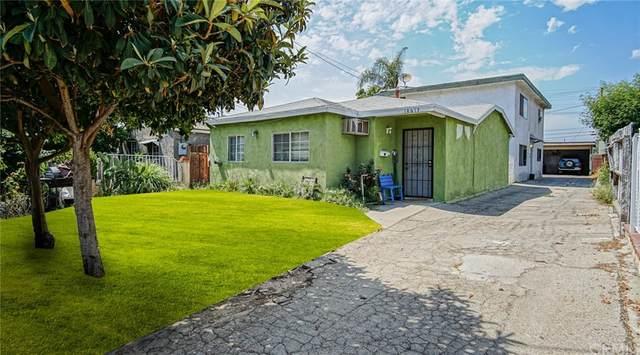 18613 Bryant Street, Northridge, CA 91324 (#TR21165154) :: Hart Coastal Group