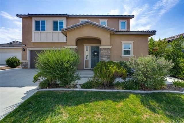 1255 Augusta Court, Calimesa, CA 92320 (#IV21165220) :: RE/MAX Empire Properties