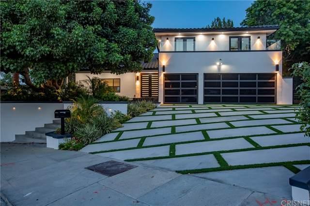 4568 Winnetka Avenue, Woodland Hills, CA 91364 (#SR21163501) :: Robyn Icenhower & Associates