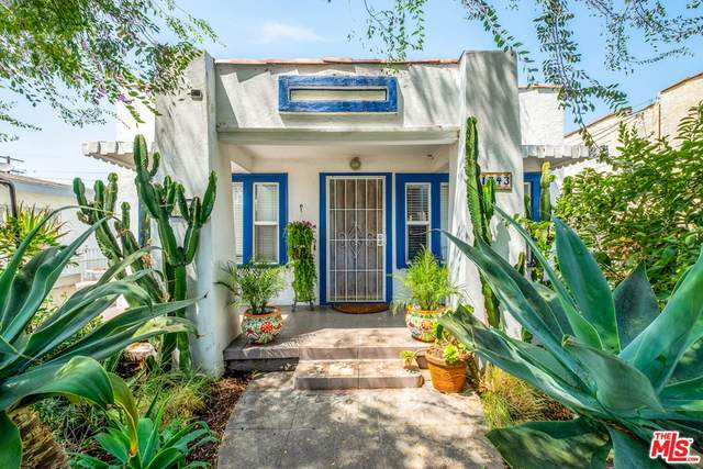 1743 W 37Th Place, Los Angeles (City), CA 90018 (#21766034) :: Jett Real Estate Group