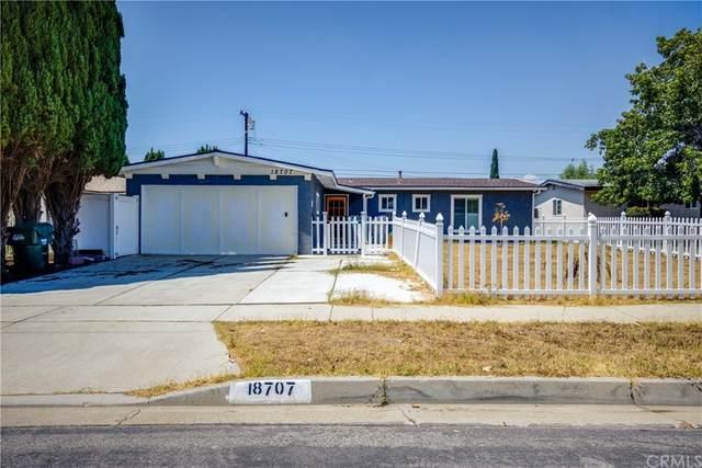 18707 Marimba Street, Rowland Heights, CA 91748 (#TR21165238) :: Jett Real Estate Group