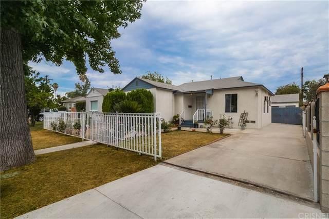 7013 Cedros Avenue, Van Nuys, CA 91405 (#SR21165241) :: Powerhouse Real Estate