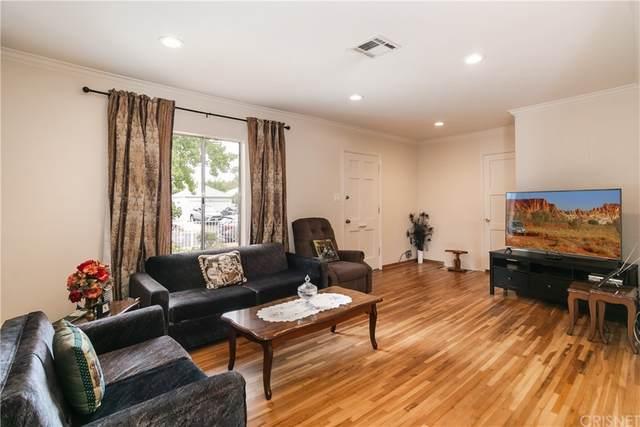 7013 Cedros Avenue, Van Nuys, CA 91405 (#SR21165241) :: Robyn Icenhower & Associates