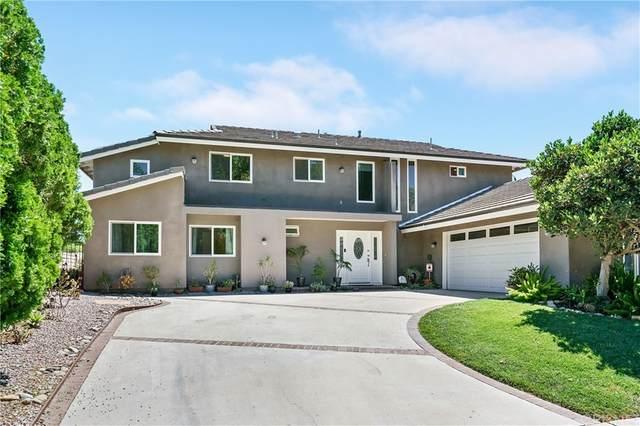 19016 Muirkirk Drive, Northridge, CA 91326 (#SR21165193) :: Latrice Deluna Homes