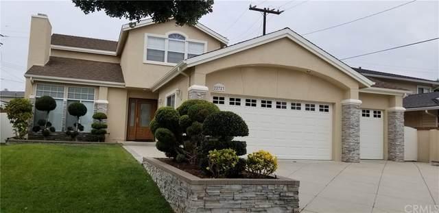 22723 Juniper Avenue, Torrance, CA 90505 (#SB21163450) :: Doherty Real Estate Group