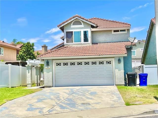 14210 Ridgewood Court, Fontana, CA 92337 (#IV21165206) :: Cal American Realty