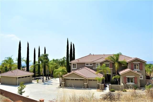 13595 Canyon Crest Road, Yucaipa, CA 92399 (#EV21165192) :: RE/MAX Empire Properties